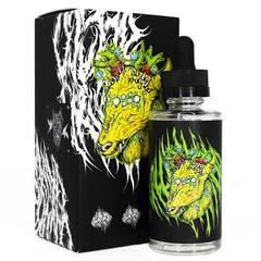 Doctor Grimes Greenthorn 50ml (0мг + никобустер) - Жидкость для Электронных сигарет
