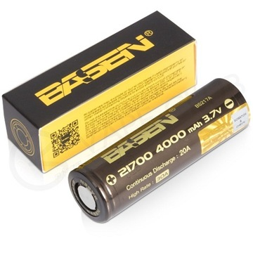 Аккумулятор 21700 Basen 4000mAh, 30A