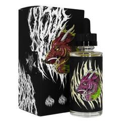 Doctor Grimes Drakonoid 50ml (0мг + никобустер) - Жидкость для Электронных сигарет
