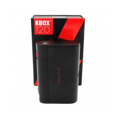 Боксмод Kanger Kbox 120w + TC (Черный)