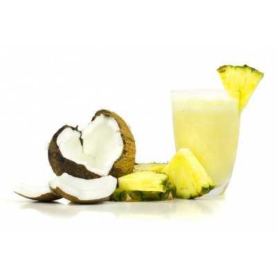 Жидкость для Электронных сигарет Iroks Pineapple Coconut 30мл (0мг)