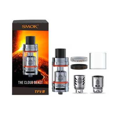 Атомайзер SmokTech Smok TFV8 (Стальной)