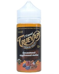 TrueVape Ароматный Трубочный Табак 100мл (3мг) - Жидкость для Электронных сигарет
