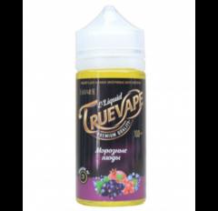 TrueVape Морозные Ягоды 100мл (3мг) - Жидкость для Электронных сигарет