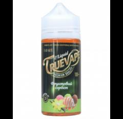 TrueVape Фруктовый Сорбет 100мл (3мг) - Жидкость для Электронных сигарет
