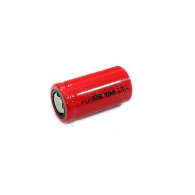 Аккумулятор 18350 Sanyo, 4A, 900 mAh