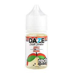 7DAZE Apple 30мл (30мг) - Жидкость для Электронных сигарет