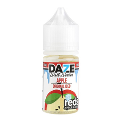 7DAZE Apple Iced 30мл (30мг) - Жидкость для Электронных сигарет