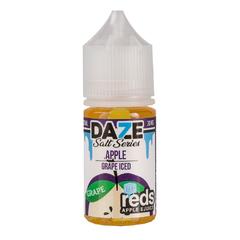 7DAZE Grape Apple Iced 30мл (30мг) - Жидкость для Электронных сигарет