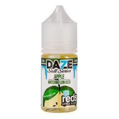 7DAZE Watermelon Apple Iced 30мл (30мг) - Жидкость для Электронных сигарет