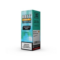 8 Bit On Ice Hybrid Голубика Алоэ 30мл (20) - Жидкость для Электронных сигарет