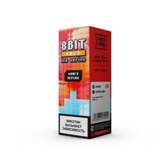 8 Bit On Ice Salt Манго Персик 30мл (20) - Жидкость для Электронных сигарет