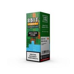 8 Bit On Ice Salt Мята Хвоя Ягоды 30мл (20) - Жидкость для Электронных сигарет