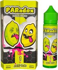 PARadox Acid Djo 60мл (3мг) - Жидкость для Электронных сигарет