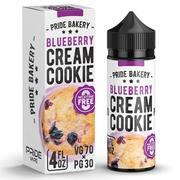 Cream Cookie Blueberry 120ml (0) - Жидкость для Электронных сигарет