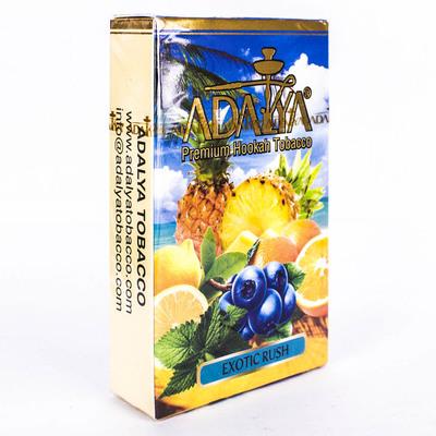 Adalya Exotic Rush 50г - Табак для Кальяна