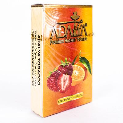 Adalya Strawberry Tangerine 50г - Табак для Кальяна