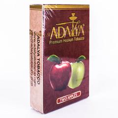 Adalya Two Apples 50г - Табак для Кальяна