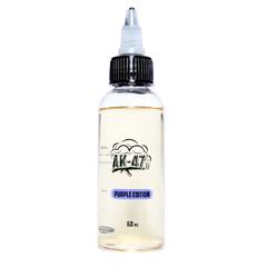 АК-47 Purple Edition 60мл (0мг) - Жидкость для Электронных сигарет
