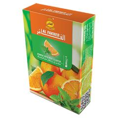 Al Fakher Апельсин с Мятой 50г - Табак для Кальяна