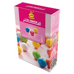 Al Fakher Бабл Гам 50г - Табак для Кальяна