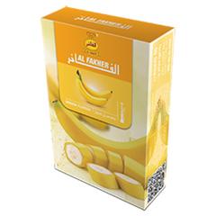 Al Fakher Банан 50г - Табак для Кальяна