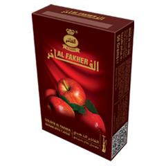 Al Fakher Golden Бахрейн Яблоко 50г - Табак для Кальяна