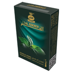 Al Fakher Golden Мята 50г - Табак для Кальяна