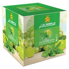 Al Fakher Виноград Мята 500г - Табак для Кальяна