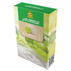 Al Fakher Виноград со Сливками 50г - Табак для Кальяна