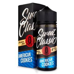 Sweet Classic American Cookies 120мл (0мг) - Жидкость для Электронных сигарет