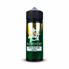 Anarchist Зелёный чай, дыня 120мл (3мг) - Жидкость для Электронных сигарет
