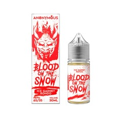 Anonymous MixNic Strong Blood on the Snow 30мл (20) - Жидкость для Электронных сигарет