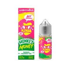 Anonymous Salt Monkey Money 30мл (20) - Жидкость для Электронных сигарет