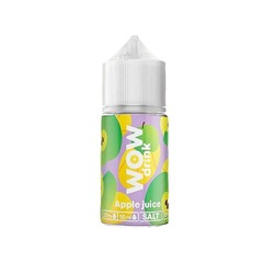 WOW Drink Salt Apple Juice 30мл (25мг) - Жидкость для Электронных сигарет