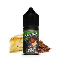 Shotgun Apple Pie Tobacco 30ml (24мг) - Жидкость для Электронных сигарет