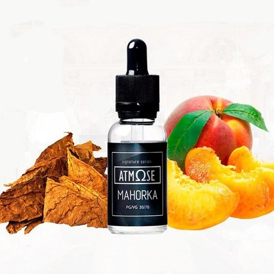 Atmose Mahorka 30мл (3) - Жидкость для Электронных сигарет