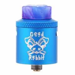 Атомайзер Hellvape Dead Rabbit RDA (Синий) (Clone)