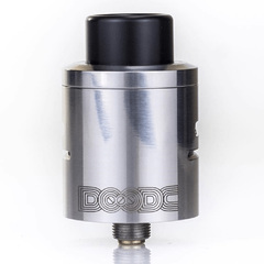 Атомайзер Squidoode The Doode RDA (Стальной) Clone