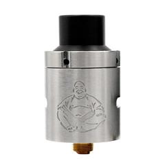 Атомайзер Vaperz Cloud Fat Buddha RDA (Стальной) Clone