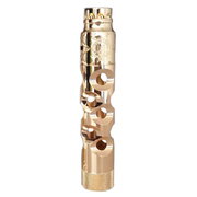 Механический мод Avid Lyfe Comp Lyfe Swiss + RDA (Золотой) Clone