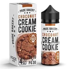 Cream Cookie Choconut 120ml (0мг)- Жидкость для Электронных сигарет