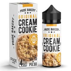 Cream Cookie Original 120ml (0мг) - Жидкость для Электронных сигарет