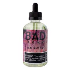 Bad Drip Bad Blood 120мл (3мг) - Жидкость для Электронных сигарет