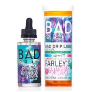 Bad Drip Ice Farleys Gnarly 60мл (3мг) - Жидкость для Электронных сигарет