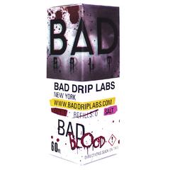 Bad Drip Salt Bad Blood 60мл (25мг) - Жидкость для Электронных сигарет (Clone)