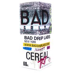 Bad Drip Salt Cereal Trip 60мл (25мг) - Жидкость для Электронных сигарет (Clone)
