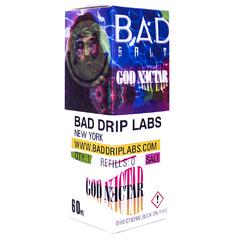 Bad Drip Salt God Nectar 60мл (25мг) - Жидкость для Электронных сигарет (Clone)