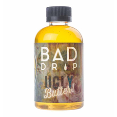 Bad Drip Ugly Butter 120мл (3мг) - Жидкость для Электронных сигарет