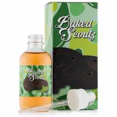 Baked Scoutz Slim Mints 60мл (3мг) - Жидкость для Электронных сигарет (Clone)